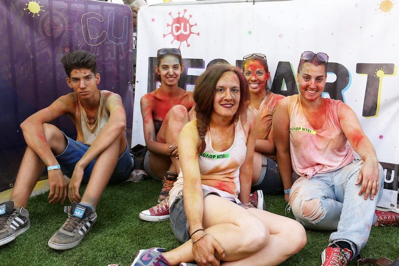 Colour Day Festival 2016