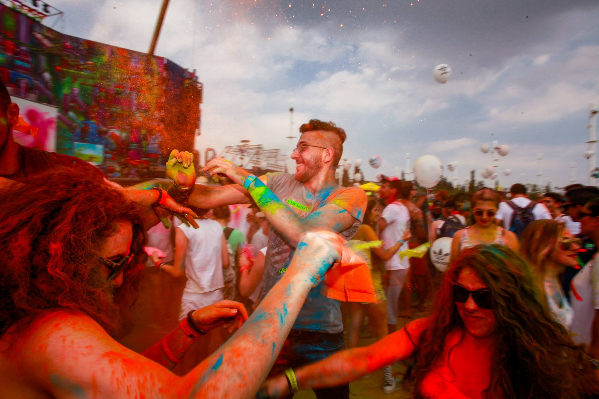 Colour Day Festival 2017